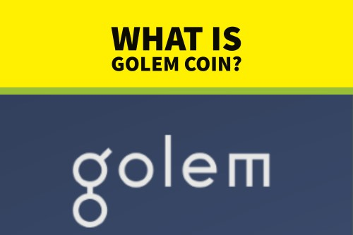 What is Golem coin text and golem chart