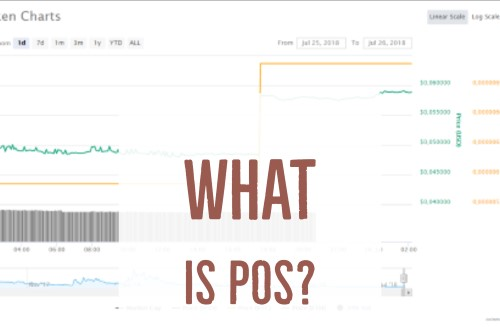 what is pos text and pos chart