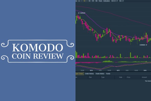Komodo Coin review text